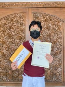 SMA Juara 2 Pemenang Lomba Essay Kartini 2021 DWP